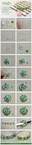 324 best abalorios tutoriales images on pinterest beads crafts