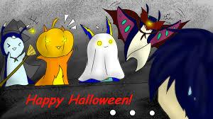 happy halloween 2014 fellow slugterrans by drazugan on deviantart