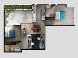 Bachelor Apartment Floor Plan by Paramount Golf Foreste Villa Floor Plan Ac Apartments Apartment