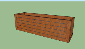 Redwood Planter Boxes by What Should I Use To Seal Redwood Planter Finishing Wood Talk