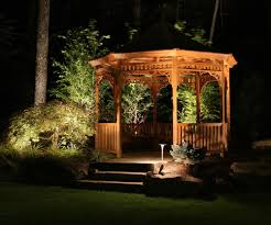 best landscape lighting kits and 25 ideas on pinterest garden with