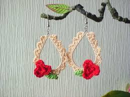 earrings ideas 20 crochet earrings ideas diy to make