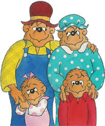 berestein bears the berenstain bears popular culture and american childhood