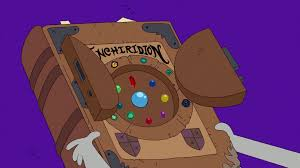 the enchiridion book adventure time wiki fandom powered by wikia