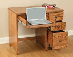 Computer Desk With Filing Drawer Economy 3 Drawer Laptop Computer Desk Ohio Hardwood Furniture