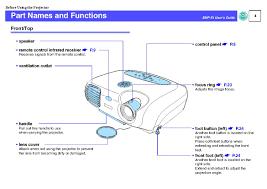 epson emp s1 user manual