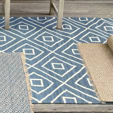 Albert And Dash Outdoor Rugs Dash And Albert Mali Indigo Indoor Outdoor Rug Ships Free