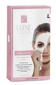 Collagen Mask collagen spa treatment mask global care