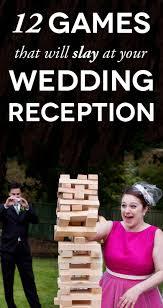 wedding games to make your reception slay a practical wedding a