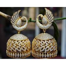 design of earing 31 earring designs in diamond best indian bridal jewellery