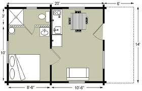 small cabin floorplans collections of 20x20 small cabin floor plans free home designs