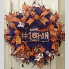 Deco Mesh Halloween Wreaths by Auburn Wreath 24