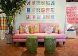 Lilly Pulitzer Home Decor Fabric Eye For Design Lilly Pulitzer Style Interiors Palm Beach Chic
