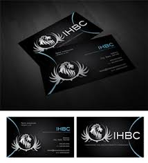 Professional Business Card Printing 41 Professional Serious Printer Business Card Designs For A