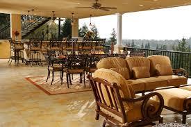 NARI Award Winning Outdoor Living Space Folsom Expert Design - Outdoor family rooms