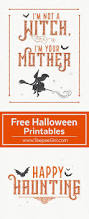 Free Printables For Halloween by Free Halloween Printables Teepee
