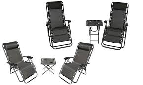 Folding Chair With Table Furniture Deals U0026 Coupons Groupon