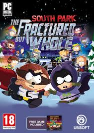 south park the fractured but whole amazon co uk pc u0026 video games