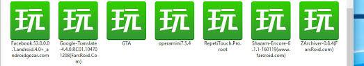 android apk shell installer نمایش فایل های apk در ویندوز tapatalk