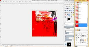 gimp design photo editor provides design alternative to adobe