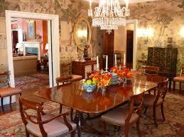 Ellie Cullman And Tracey Winn Pruzan New York Social Diary - Regency dining room