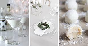 white party table decorations throw an all white party with these ideas for food and decorations
