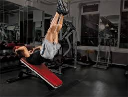 Leg Lift Bench Bruce Lee U0027s Abs Move The Dragon Flag Men U0027s Fitness