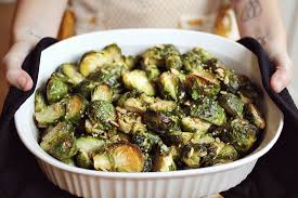 mustard brussels sprouts recipe a beautiful mess