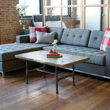 Living Room Table Decor by Reclaimed Wood Coffee Table Urban Decor Furniture Custom