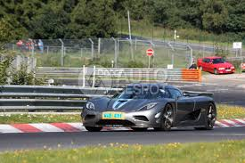 koenigsegg russia koenigsegg agera crashes at the nürburgring