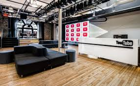 youtube space new york is now open here u0027s a photo tour