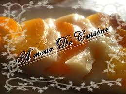 amour de cuisine de soulef tarte aux peches la cuisine de soulef