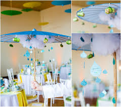 elephant u0026 parasol themed baby shower at creativo loft event