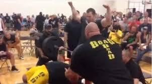 Bench Press World Record 266 Pound Jeremy Hoornstra Sets A New World Record Raw Bench Press