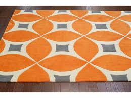Area Rugs Orange Orange Rugs Orange Area Rugs For Sale Luxedecor