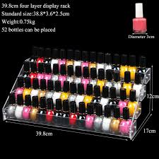 online get cheap nail polish acrylic display stands aliexpress