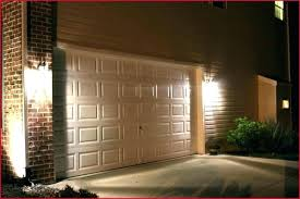 install outdoor garage lights how to install outside lights install lights brandsshop club