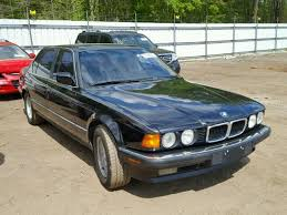 1990 bmw 7 series auto auction ended on vin wbagc831xldc77986 1990 bmw 7 series in