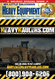 heavy equipment online classifieds buy u0026 sell my little salesman