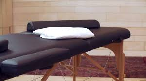 sierra comfort all inclusive portable massage table sierra comfort all inclusive portable massage table sc 901 youtube
