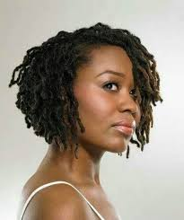 medium natural hairstyles for black women