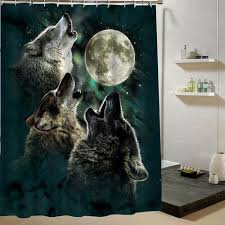 Wolf Curtains Wolf Lovers Collection U2013 Giftgap