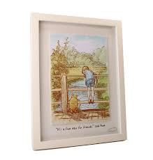 Winnie The Pooh Writing Paper Winnie The Pooh Sometimes The Smallest Things Quote Children S