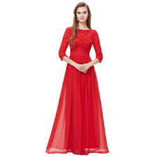 ever pretty ever pretty womens lace long sleeve floor length