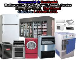 air conditioner and refrigeration sales repair installation