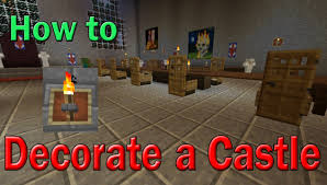 Minecraft Table Decorations How To Decorate Castle Minecraft Chandelier Table Light