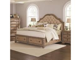 California King Bed Frame With Drawers Coaster Ilana California King Storage Bed With Upholstered