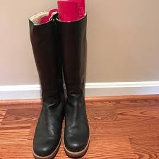 ugg platform wedge boots emilie bloomingdale s 71 ugg shoes ugg leather boots from emily s closet on poshmark