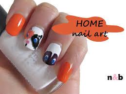diy nail art tutorial home 2015 movie inspired youtube