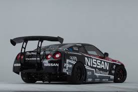 nissan gtr wrapped tanner fox 2017 competitors